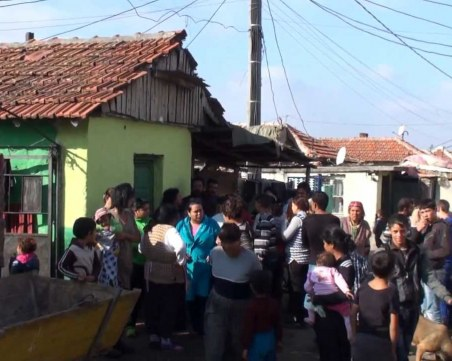 Бой в ромската махала в Кюстендил, петима са арестувани