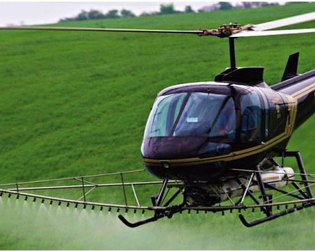 Пловдивчанин потрошил с колата си хеликоптера край Чепеларе, арестуваха го