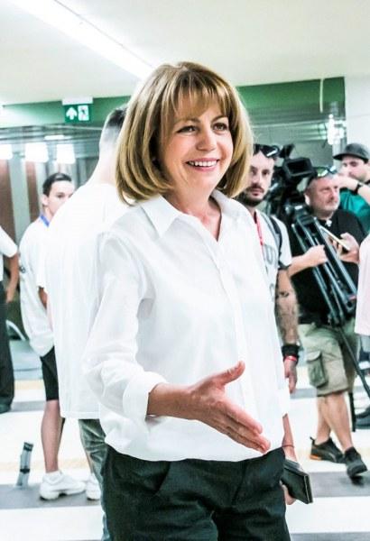 Фандъкова излиза в отпуск 30 дни преди изборите