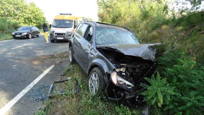 Тежка катастрофа край Симитли! Жена загина, петима са ранени
