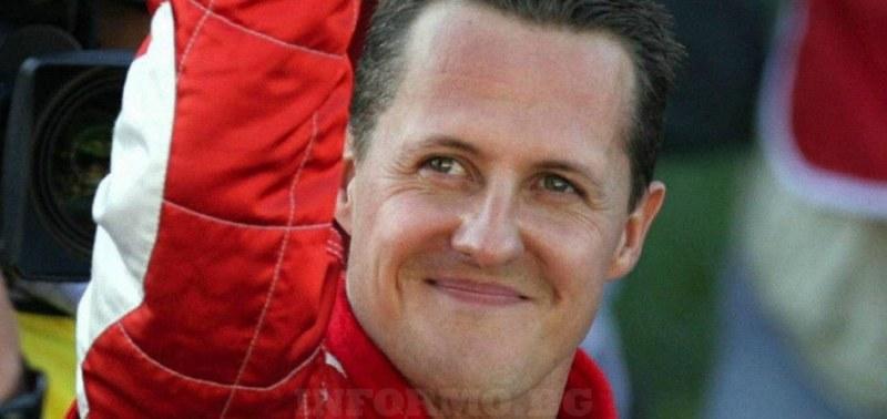 Михаел Шумахер вече разбира какво се случва около него