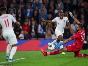 Англия и Косово си вкараха 8 гола, Чехия разби Черна гора
