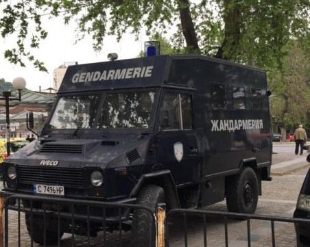 Полицията в Пловдив с драконовски мерки за сигурност за мача Ботев - ЦСКА