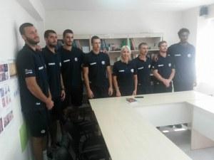 Баскетболистите на Академик Бултекс 99 ще чистят детска площадка