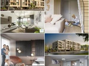 Мезонет с двор! Бутиков комплекс на Гребната база предлага нова концепция за дом с удобства