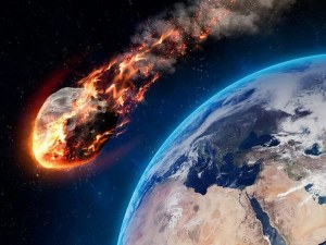 Огромен астероид ще прелети край Земята