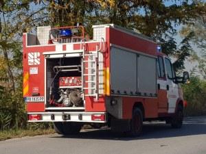 Пожар избухна в Пазарджишко! Има опасност от задимяване на АМ Тракия
