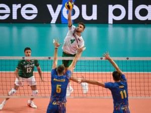 Волейболните национали отново безапелационни на европейското