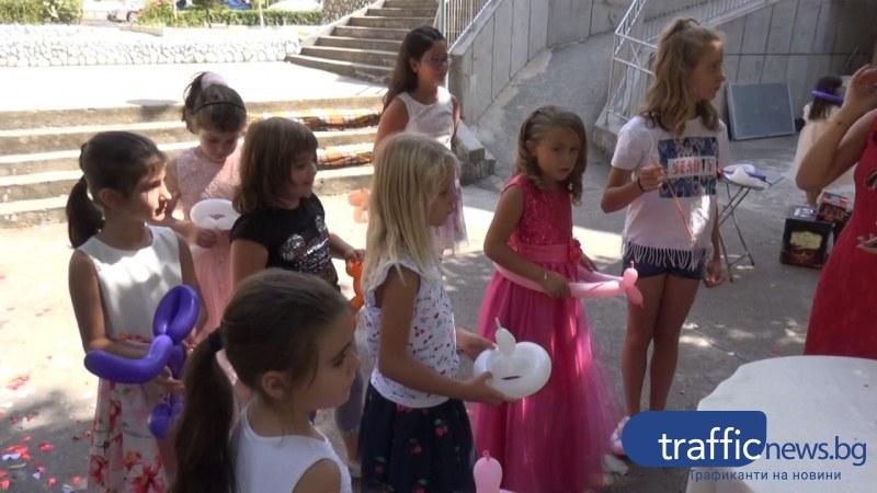 Първокласниците искат добра госпожа, нови приятели и много математика