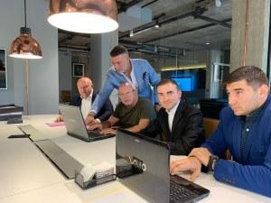 Израелски политолог, работил с Бил Клинтън, влезе в щаба на Георги Колев за изборите в Пловдив