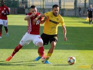 ЦСКА излъга Ботев в слаб мач в Коматево