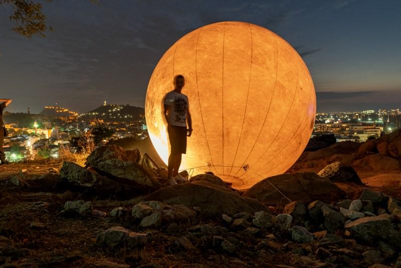 Светлините, които покориха Пловдив в Нощта