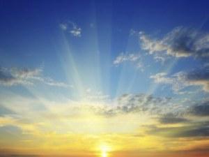 Топло и слънчево днес, времето се обръща в нощта срещу четвъртък
