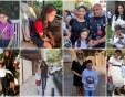 Хлапетата на хайлайфа  тръгват на училище, майките им позират с тях