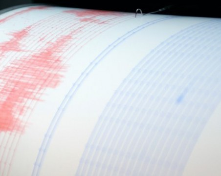 Слабо земетресение край Смолян