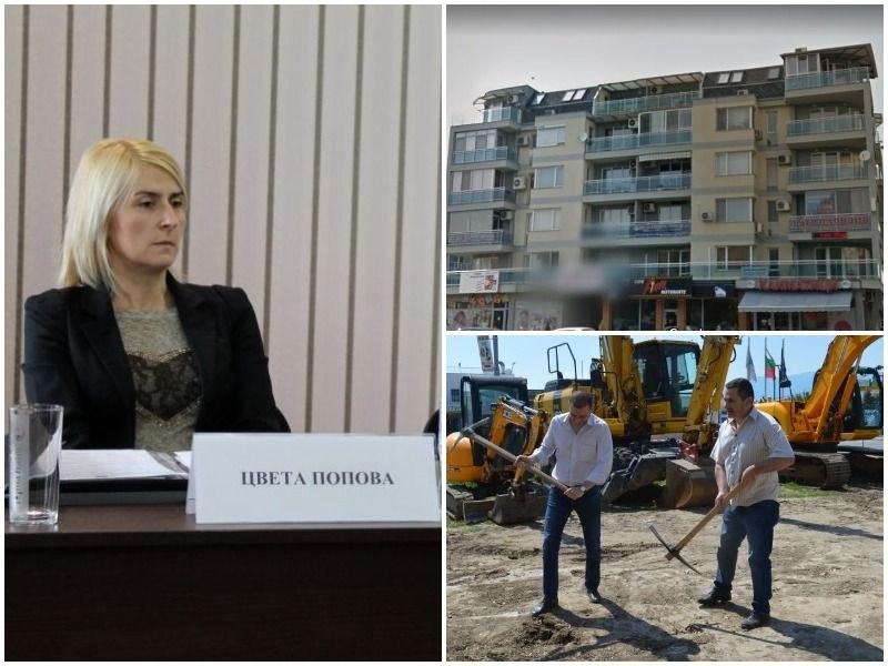 На прощаване: Общински шеф в Пловдив взима жилище на безценица, зам.-кметове си тръгват с 5 заплати