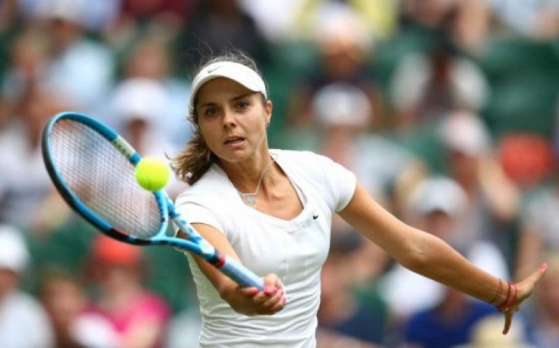 Наша тенисистка проби на силен турнир, ще играе с шампионка в Големия шлем