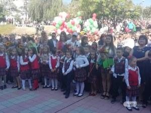 ВИП родители се омешаха за първия учебен ден в Италианския лицей