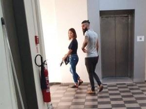 Гаджето на психоложката, пратила 8 души в болница след меле край Пловдив, застана пред съда