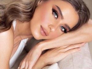 Сестрата на Саня Борисова се изявява като модел в Дубай