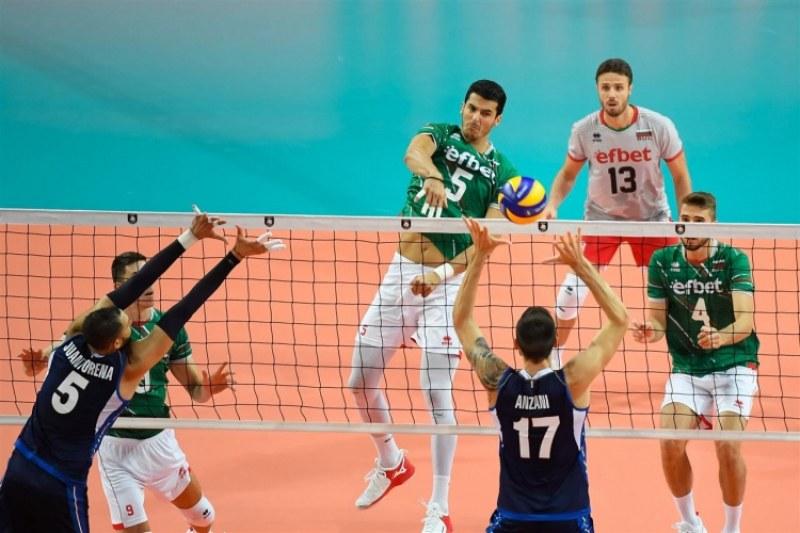 Силно начало и слаб финал - втора загуба за България