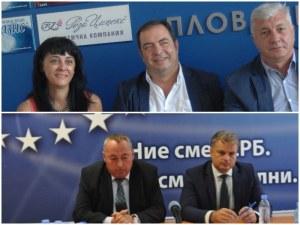 Бивши депутати атакуват местния парламент през листата на ГЕРБ в Пловдив, ИК я одобрява