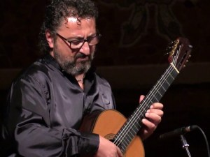 Китаристът-виртуоз Аниело Дезидерио открива Plovdiv GuitArt Festival