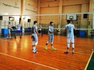 Синът на волейболна легенда започна в пловдивския Виктория Волей