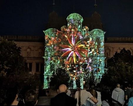 Зрелищен 3D мапинг напомня на столичани да пазят природата