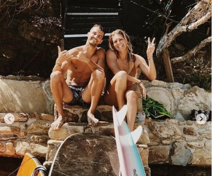 Снимки на Григор Димитров с блондинка предизвикаха вълна от коментари