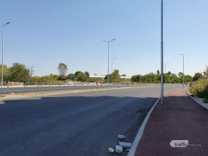Подготвят за пускане най-новия пловдивски булевард, вече мислят за удължаването му