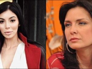 Грозен скандал: Жени Калканджиева и Мегз се ругаят на тъпа п*тка и мутра!