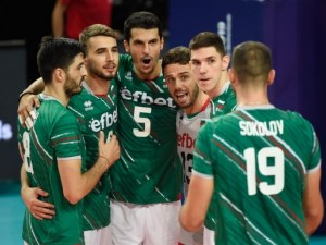 Ясен е съперникът на волейболистите ни за осминафинала на европейското