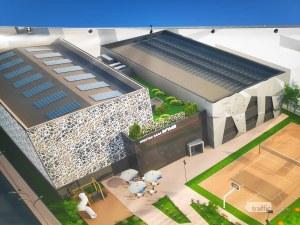 Започна строителството на нова зала в Пловдив за над 20 вида спорт