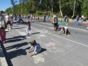 Затварят възлов булевард в Пловдив, ще се превърне в място за спорт, танци и забавления