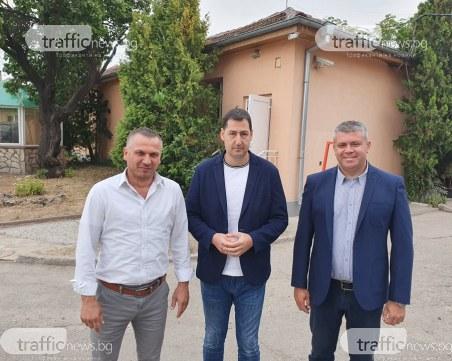 Официално: ГЕРБ утвърди кандидатите за райкметове и листата за съветници в Пловдив, Тотев доволен