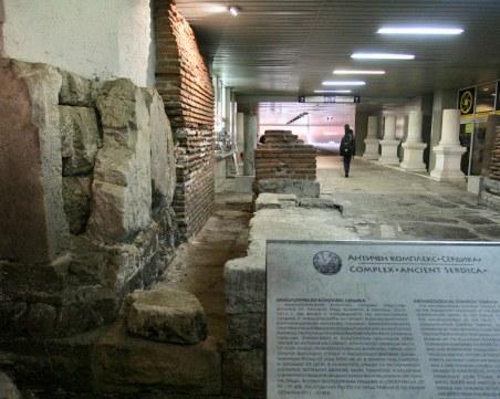 Римски легиони маршируват в центъра на София