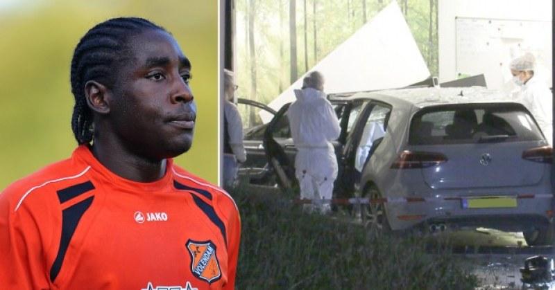 Разстреляха бивш холандски футболист в колата му насред Амстердам