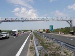 50% от арките за тол таксите, които ще ни глобяват, са по магистралите и първокласните пътища