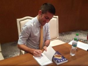 Пловдивски адвокат издаде две книги на правна тематика