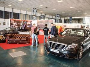 За първи път у нас: Показват футуристични автомивки в Пловдив