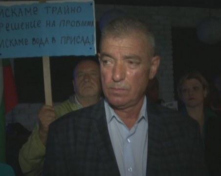 Черноморец се вдигна на протест заради терени на военното министерство
