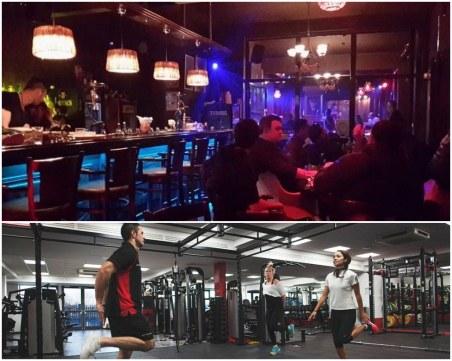 Данъчните запечатват известнo заведение в Пловдив, удариха и фитнес зала