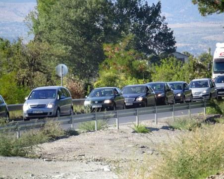 Хиляди българи тръгват към Гърция за почивните дни, засилено движение по