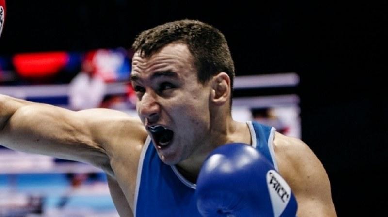 Радослав Панталеев остана с бронз от световното след загуба от руснак