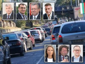 Ако стана кмет на Пловдив: Проблемът с трафика, паркирането и автобусите – отговарят фаворитите