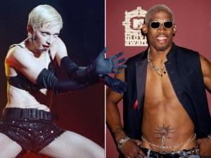 Денис Родман: Мадона ми предложи 20 млн. долара, за да я забременя