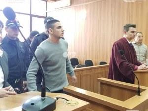 Евгени, който взриви банкоматите в Пловдив и София, жали присъдата си