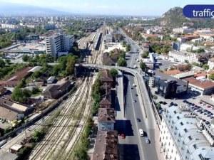 Ще се бутне ли Бетонният мост преди да се направи пробива под гарата? НКЖИ вдига рамене