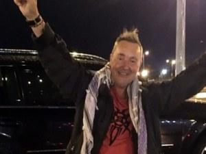 Виртуозът Найджъл Кенеди поздрави Пловдив преди концерта си